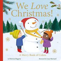 WE <i>LOVE</i> CHRISTMAS!