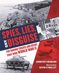 SPIES, LIES, AND DISGUISE