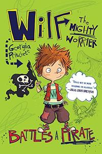 WILF THE MIGHTY WORRIER BATTLES A PIRATE