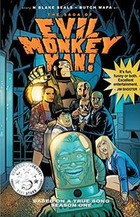 THE SAGA OF EVIL MONKEY MAN SEASON ONE