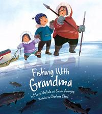 FISHING WITH GRANDMA