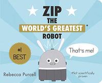ZIP, THE WORLD'S GREATEST ROBOT