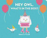 HEY OWL, WHAT'S IN THE BOX?
