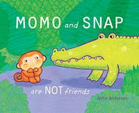 MOMO AND SNAP ARE NOT FRIENDS!