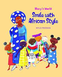 SMILE WITH AFRICAN STYLE