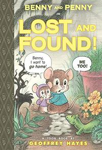 BENNY AND PENNY IN LOST AND FOUND