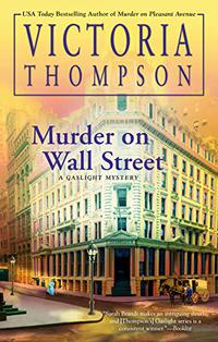 MURDER ON WALL STREET