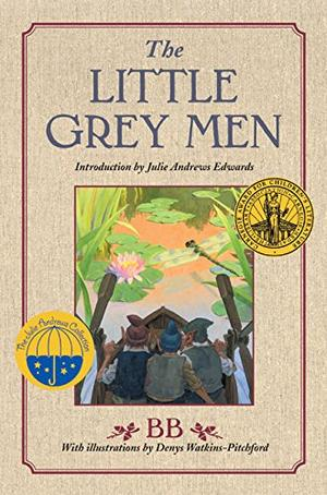 THE LITTLE GREY MEN, BY BB