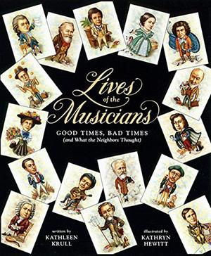 LIVES OF THE MUSICIANS