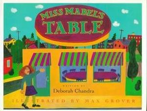 MISS MABEL'S TABLE