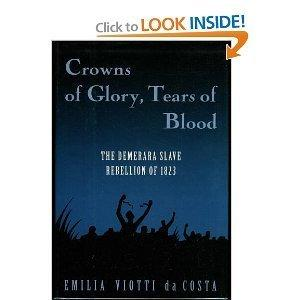 CROWNS OF GLORY, TEARS OF BLOOD