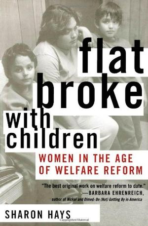 FLAT BROKE, WITH CHILDREN