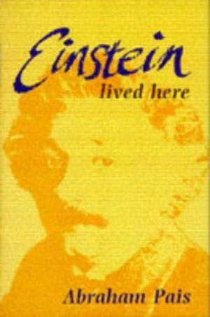 EINSTEIN LIVED HERE