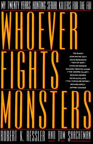 'WHOEVER FIGHTS MONSTERS...'