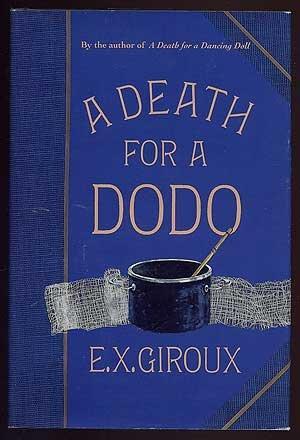 A DEATH FOR A DODO