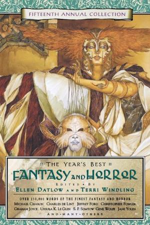 THE YEAR'S BEST FANTASY AND HORROR