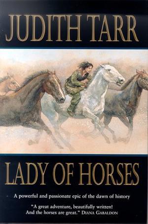 LADY OF HORSES
