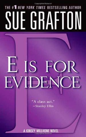 'E' IS FOR EVIDENCE