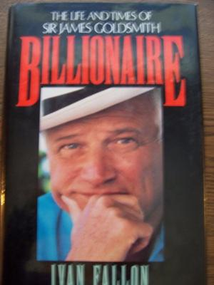BILLIONAIRE | Kirkus Reviews