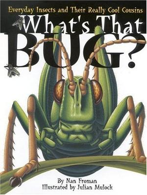 WHAT'S THAT BUG?