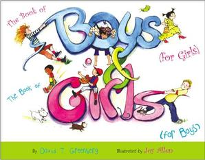 THE BOOK OF BOYS (FOR GIRLS) & THE BOOK OF GIRLS (FOR BOYS)
