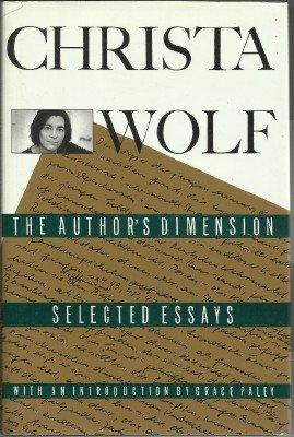 THE AUTHOR'S DIMENSION