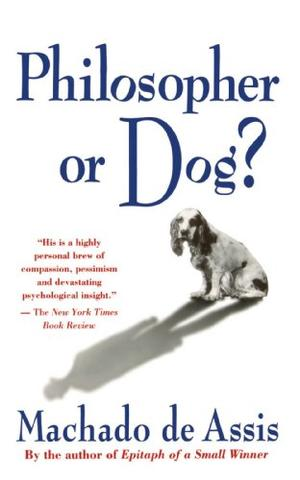 PHILOSOPHER OR DOG?