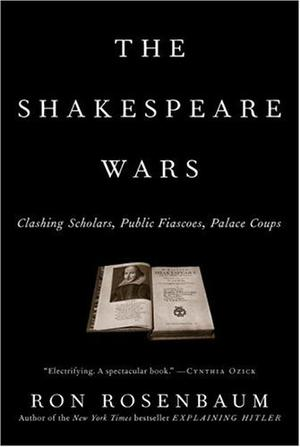 THE SHAKESPEARE WARS