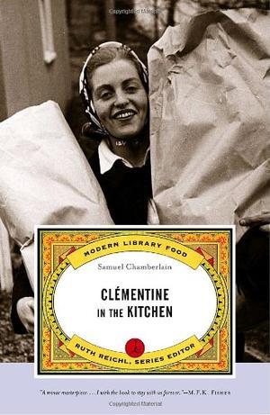 CLÉMENTINE IN THE KITCHEN