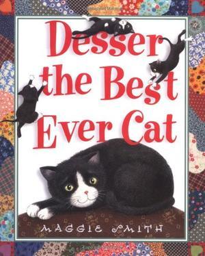DESSER, THE BEST CAT EVER