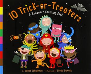 10 TRICK-OR-TREATERS