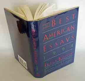 THE BEST AMERICAN ESSAYS 1994