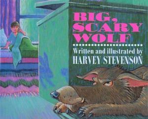 BIG, SCARY WOLF