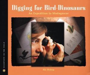 DIGGING FOR BIRD DINOSAURS