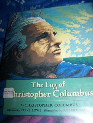 THE LOG OF CHRISTOPHER COLUMBUS