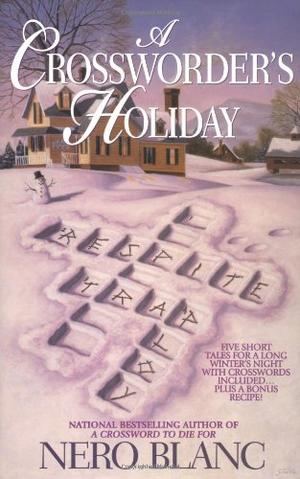 A CROSSWORDER'S HOLIDAY