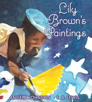 LILY BROWN'S PAINTINGS