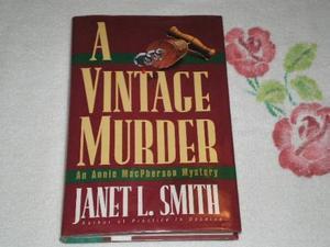 A VINTAGE MURDER