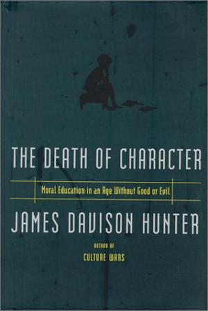 THE DEATH OF CHARACTER