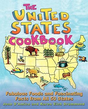 THE UNITED STATES COOKBOOK