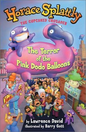 THE TERROR OF THE PINK DODO BALLOONS