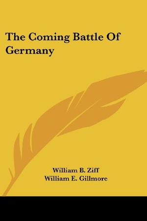 THE COMING BATTLE OF GERMANY