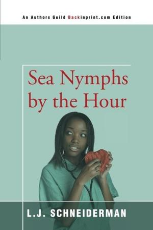 SEA NYMPHS BY THE HOUR
