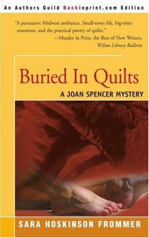 BURIED IN QUILTS