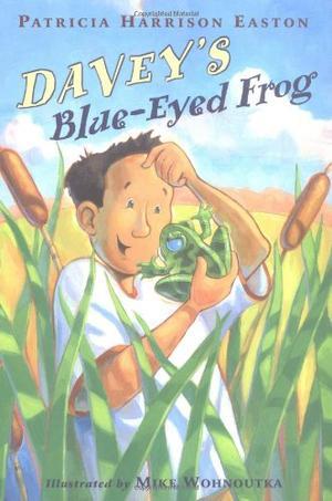 DAVEY'S BLUE-EYED FROG
