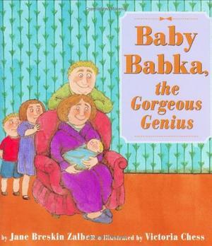 BABY BABKA, THE GORGEOUS GENIUS