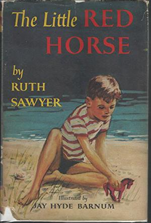 THE LITTLE RED HORSE