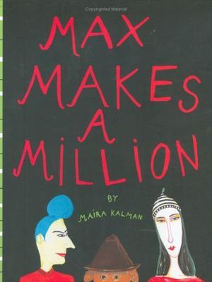 MAX MAKES A MILLION