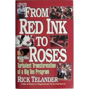 FROM RED INK TO ROSES