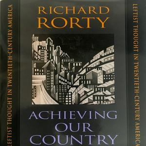 ACHIEVING OUR COUNTRY